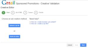 Creative Validation