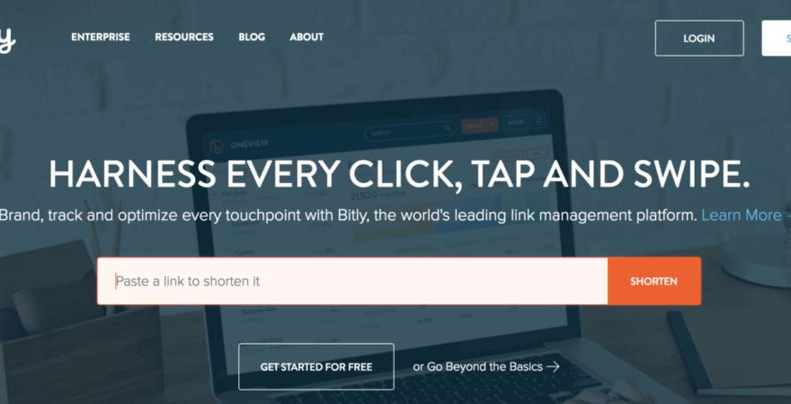 Bitlyで独自ドメイン登録し短縮URLを作成する方法